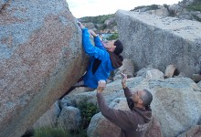 Eftang Bouldering